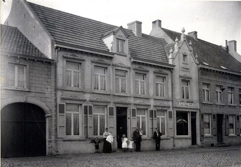 Apotheek Enckels Herk-de-stad